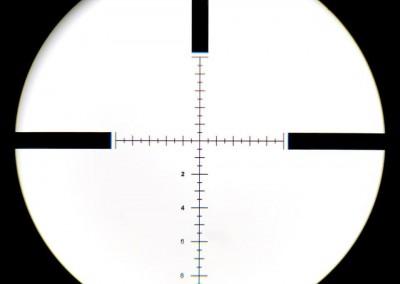 M25 reticule